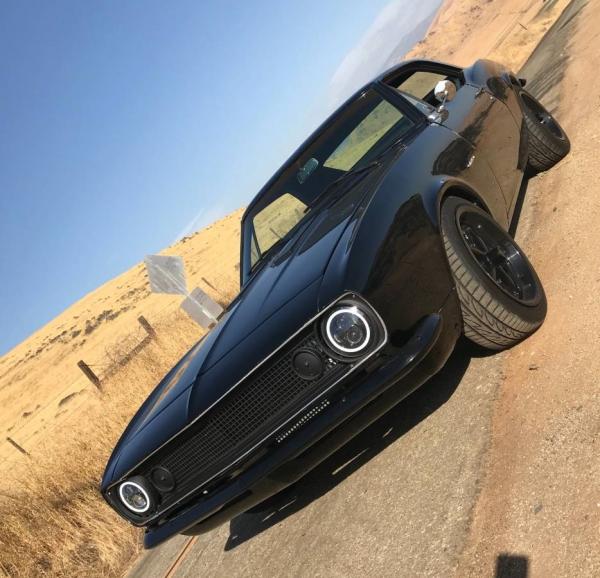 Chevrolet Camaro 1967 CAM67C31