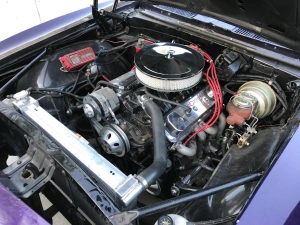 Chevrolet Camaro 1968 CAM68C32