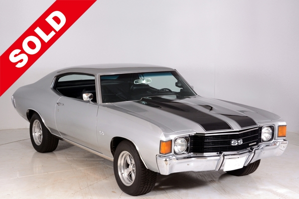 Chevrolet chevelle 1972 CHEV72V25