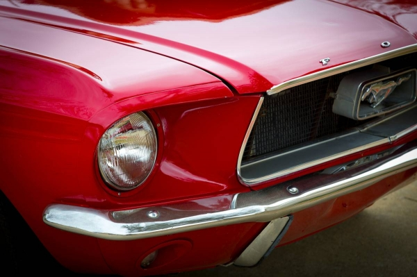 Ford Mustang 1965 MUS65C30