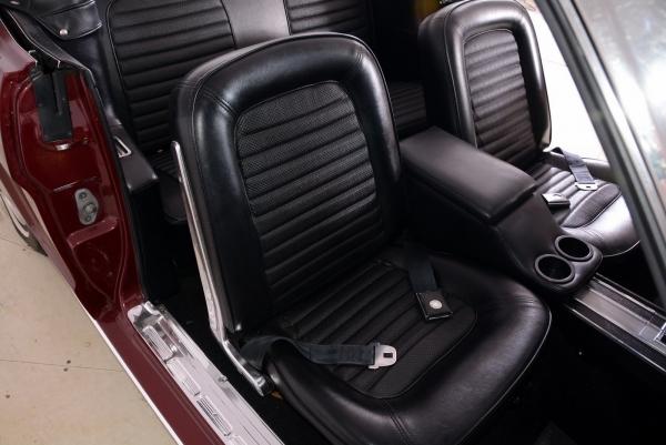 Ford Mustang cabriolet 1966 MUS66V25