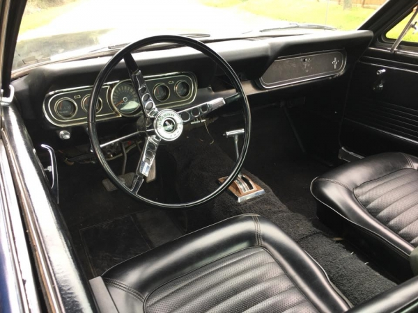Ford Mustang fastback 1966 MUSFA66LO28
